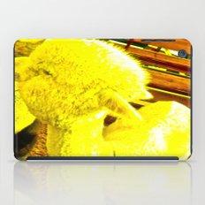 Amarillo Animal iPad Case
