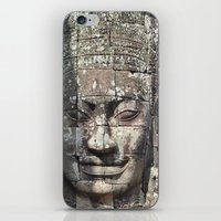 Bayon Temple Angkor Siem… iPhone & iPod Skin