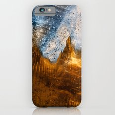 Abstract Acrylic Blizzar… iPhone 6 Slim Case