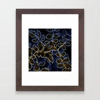 Negia Framed Art Print