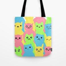 Animal Friends Tote Bag