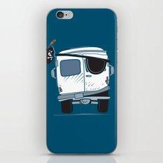 The Booty Wagon iPhone & iPod Skin