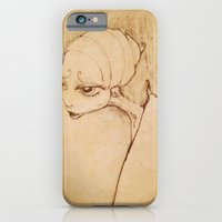 Madame Butterfly iPhone 6 Slim Case