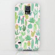 Cactus Galaxy S5 Slim Case