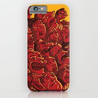 iPhone & iPod Case featuring what ́s going on by Diego Estebo