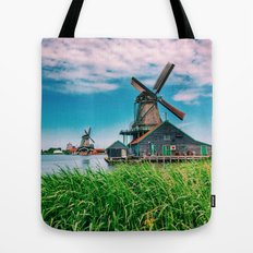 amazing windmills  Tote Bag
