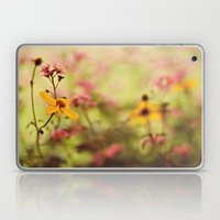 Lemon Drop Flower Box Laptop & iPad Skin