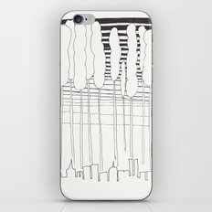 wild city iPhone & iPod Skin
