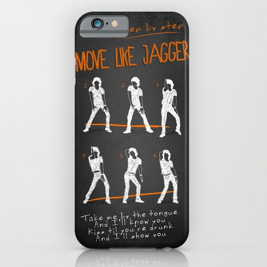 Move Like Jagger 2 iPhone & iPod Case