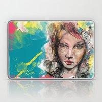 Portrait Laptop & iPad Skin