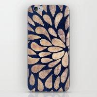 Petal Burst #4 iPhone & iPod Skin
