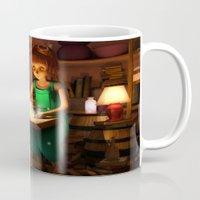 Lily's Magic Room Mug