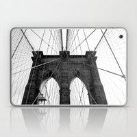Brooklyn Web II Laptop & iPad Skin