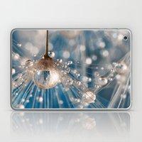 Dandelion Blue Sparkling… Laptop & iPad Skin