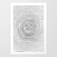 Fell In Love With The Su… Art Print