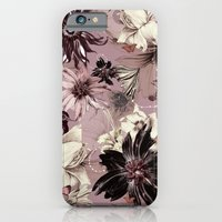 iPhone & iPod Case featuring Flora Fauna (Pattern) by Million Dollar Design