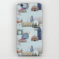 London Landmarks iPhone & iPod Skin