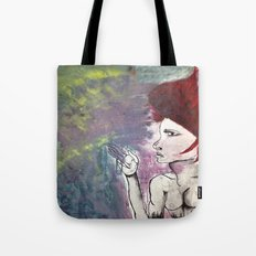 Let it Go Tote Bag