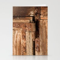 LOST PLACES - Dusty Rust… Stationery Cards