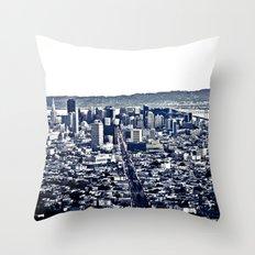 San Fran   Throw Pillow