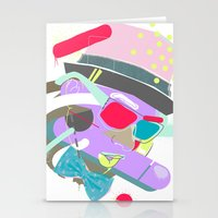 A-Lister. Stationery Cards