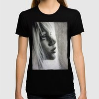 Firefly Womens Fitted Tee Black SMALL