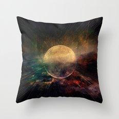 Planetary Soul Aries Throw Pillow