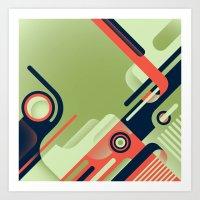 Artopauge Art Print