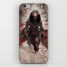 Yautja Predator iPhone & iPod Skin