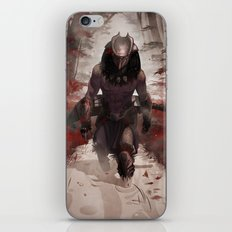 Yautja Predator iPhone & iPod Skin