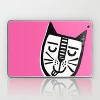 HAPPY CAT Laptop & iPad Skin