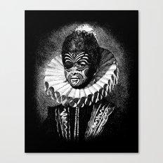 Milady Canvas Print