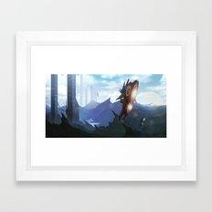 Invator Framed Art Print