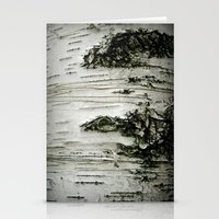 Birch Woods Stationery Cards