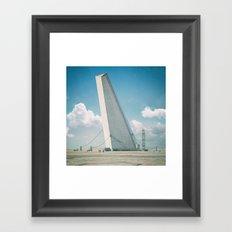 GRINDCO (everyday 08.18.15) Framed Art Print