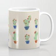 A Wish To Be A Big Cactu… Mug
