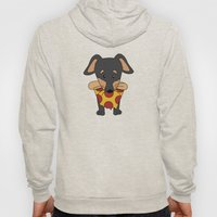 Paco Love Pizza Hoody