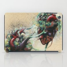 Arrested Vascular Fusion of Two Entities in Need  iPad Case