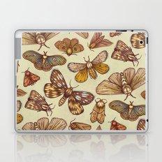 Moth Pattern Laptop & iPad Skin