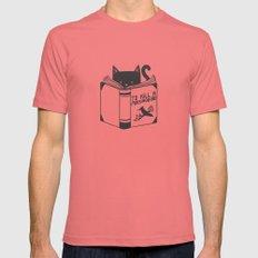 To Kill a Mockingbird Mens Fitted Tee Pomegranate SMALL