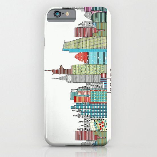 London city skyline  iPhone & iPod Case