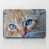 Cat Eyes iPad Case