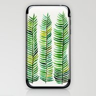 iPhone & iPod Skin featuring Seaweed by Cat Coquillette