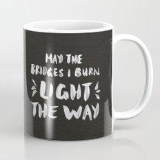 Burned Bridges – Black… Mug