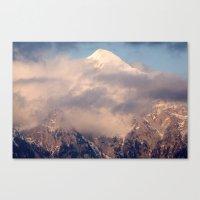 Kamnik Alps Canvas Print