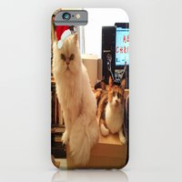 LES CATASTROPHES XMAS EDITION iPhone 6 Slim Case
