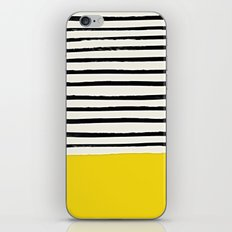 Sunshine x Stripes iPhone & iPod Skin