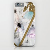 iPhone & iPod Case featuring Looking-Glass by SEVENTRAPS