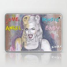 Heroine (Gwen) Laptop & iPad Skin