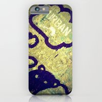 iPhone & iPod Case featuring Urban Angle by Urban Sheep